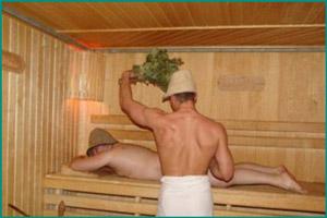 Перегрев в бане