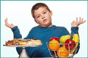 Употребление углеводов в пищу