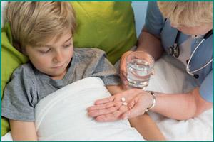 Терапия бактериальной инфекции