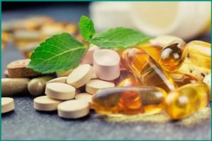 Витамины в таблетках
