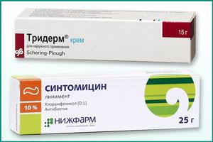 Препараты противомикробного действия