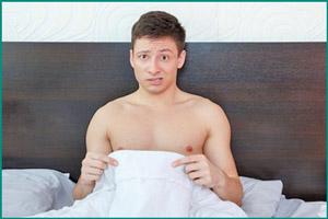 Высыпание на пенисе