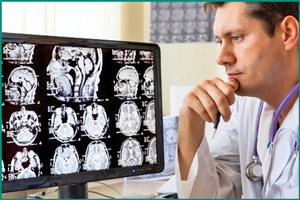Образование опухолей в гипофизе или гипоталамусе