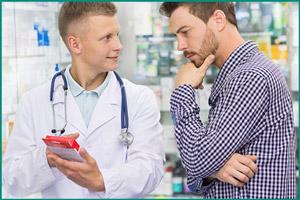Лечение баланита и баланопостита препаратами