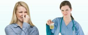 Причины изменения запаха урины у беременных женщин
