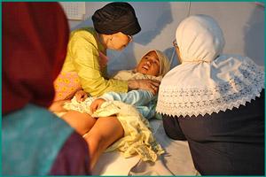 Женское обрезание в странах Азии