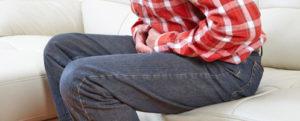Может возникать уплотнение в паху у мужчин